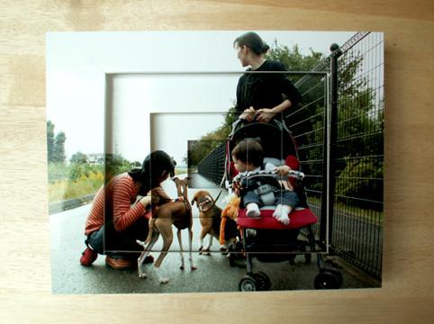 「人と犬」1