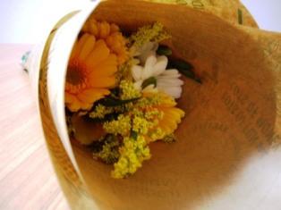 小さな花束