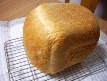 HBでフランスパン2