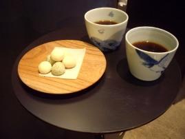 SHIZENでお茶