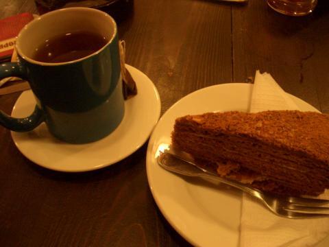 Honey cake...:)
