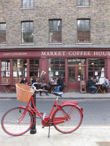 有名コーヒー店