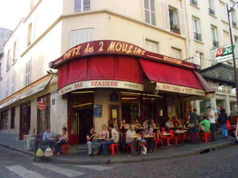 Cafe 2 Moulins