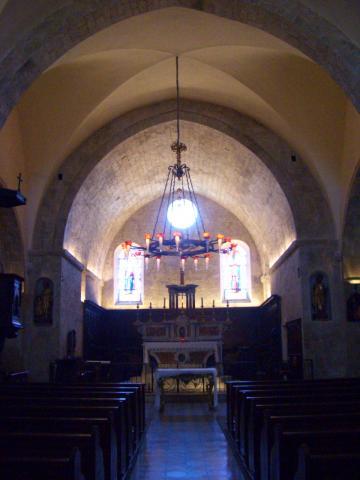 サン・ポールの教会