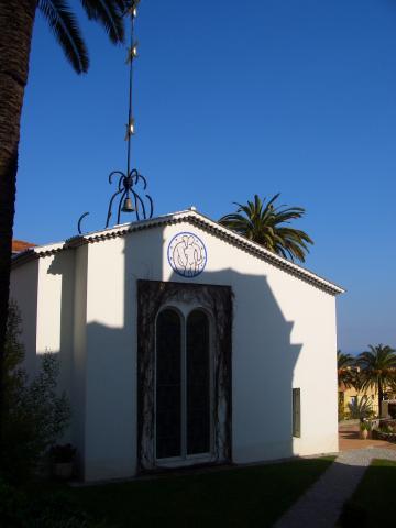 マティスのロザリオ礼拝堂