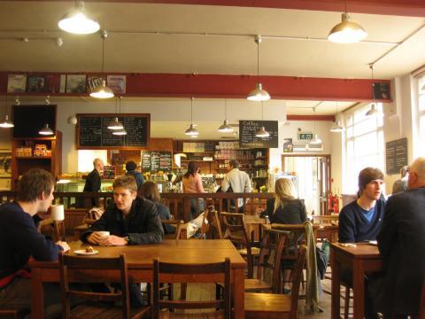 Ray's jazz cafe