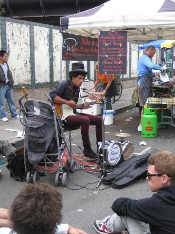 brick lane musician