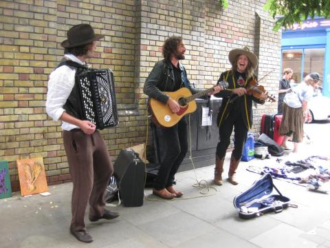 brick lane trio