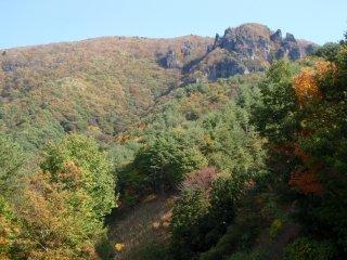 s25紅葉の山3