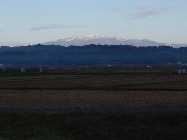 月曜日の栗駒山