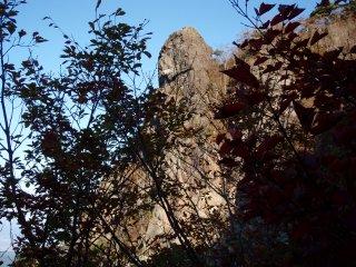 sワシ岩?2