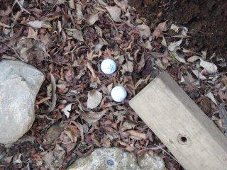 s03ゴルフボール