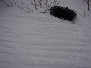 s04スキーで地ならし