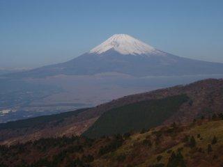 s伊豆スカイラインから富士2