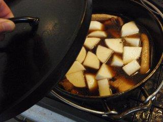 s豚バラコーラ煮4