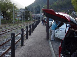 s01立山駅到着