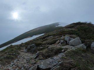 s09太陽と北股岳