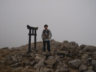 s10北股岳山頂にて1
