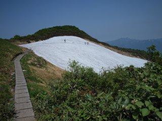 07s雪渓