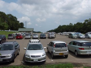 s10駐車場