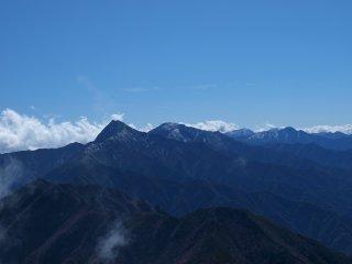 s14北岳方面