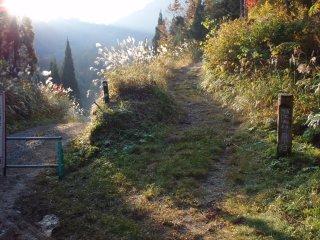 s01甑山登山口