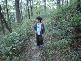 s01裏山探検3