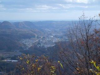 s24大倉山山頂からの眺め3