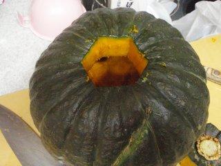 s02丸ごとかぼちゃの肉詰め2