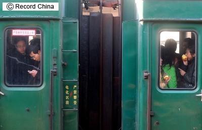 09年の鉄道旅客輸送、前年比10%増へ―中国