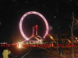 天津之眼 夜景1