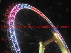天津之眼 夜景4
