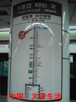 ソウル地下鉄 金浦空港駅