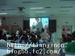 天津外国語学院 卒業式2