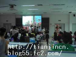 天津外国語学院 卒業式3