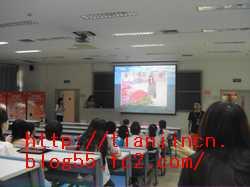 天津外国語学院 卒業式4