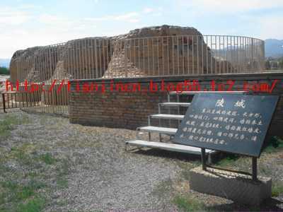 西夏王陵9