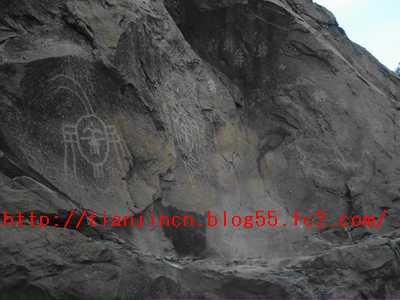 賀蘭山岩画11