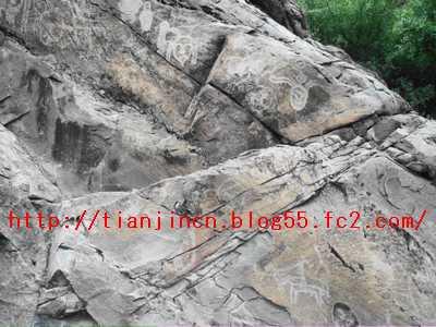 賀蘭山岩画12