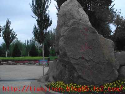 銀川 中山公園2