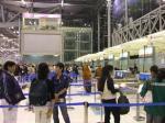通常時の新空港Check in Counter