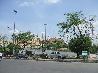 Monchit bus terminal