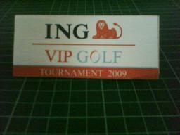 ING VIP Golf