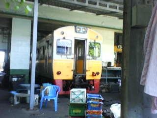 マハチャイ駅