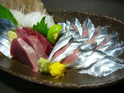 サンマ・カツオ・〆サバ