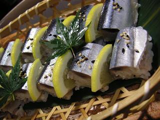 さんま寿司小