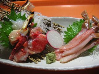 蟹刺身2 (3)