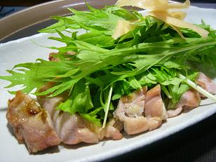 若鶏の柚子胡椒焼き2 (1)