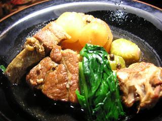 豚角煮 (2)小