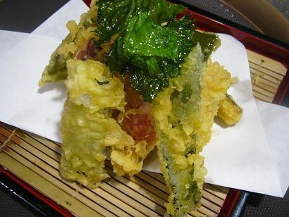 ヤリイカ太刀魚茎若布1 (1)
